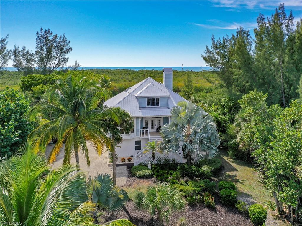SANIBEL Real Estate - View SW FL MLS #219079990 at 5855 Sanibel Captiva Rd in METES AND BOUNDS at METES AND BOUNDS