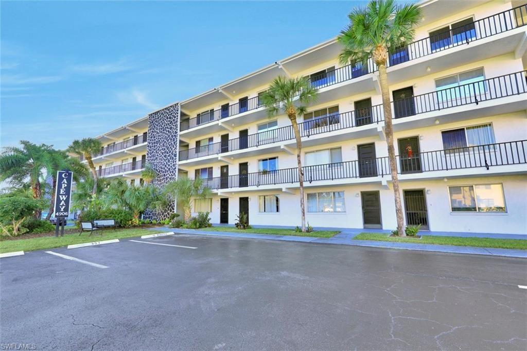 SW Florida Real Estate - View SW FL MLS #219080837 at 4906 Victoria Dr # 313 in CAPEWAY CONDO in CAPE CORAL, FL - 33904