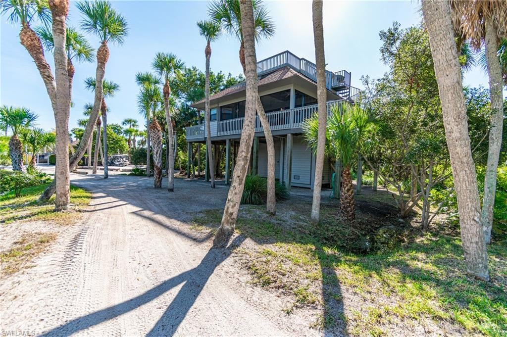 SW Florida Home for Sale - View SW FL MLS Listing #219081655 at 4492 Hammock Ct in CAPTIVA, FL - 33924