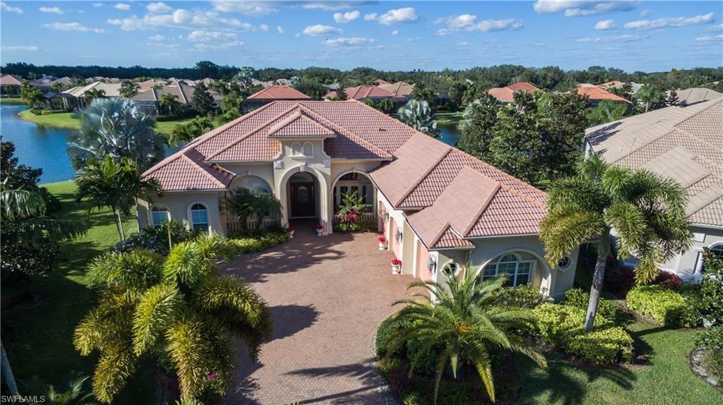 HAMMOCK ISLES Home for Sale - View SW FL MLS #219082347 at 5813 Bromelia Ct in VINEYARDS in NAPLES, FL - 34119