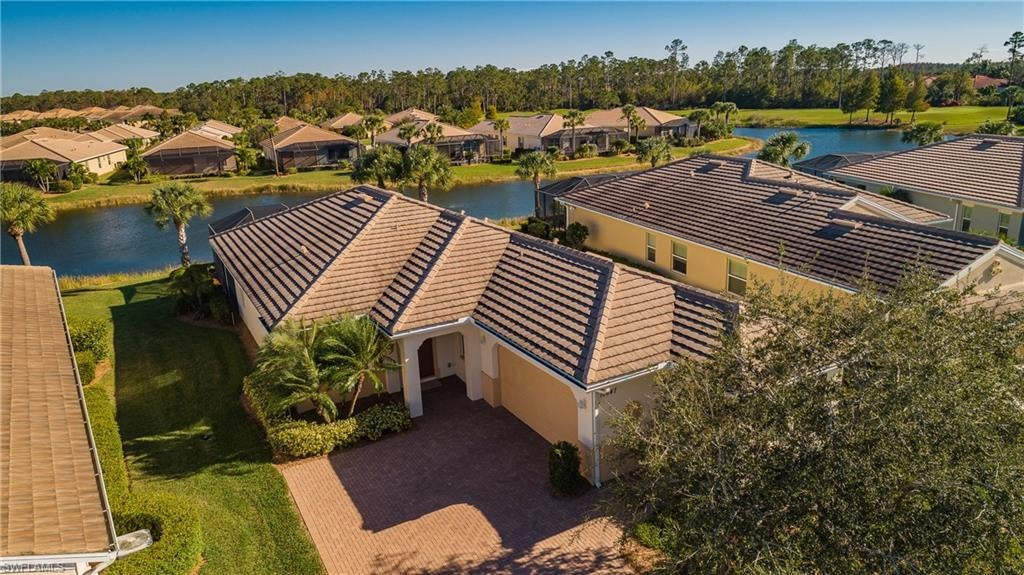TIBERIO Home for Sale - View SW FL MLS #220001324 at 10847 Tiberio Dr in PELICAN PRESERVE in FORT MYERS, FL - 33913