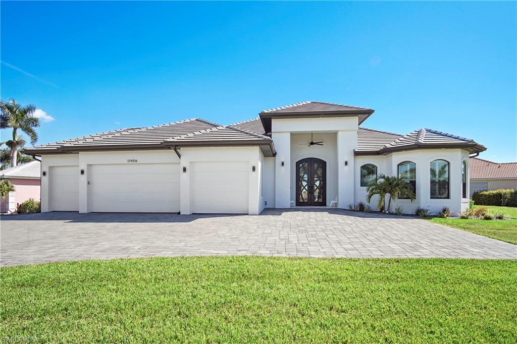 SW Florida Home for Sale - View SW FL MLS Listing #220004329 at 11956 Princess Grace Ct in CAPE CORAL, FL - 33991