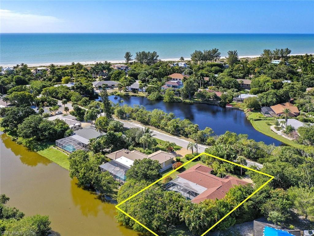 SW Florida Home for Sale - View SW FL MLS Listing #220004943 at 1068 White Ibis Dr in SANIBEL, FL - 33957