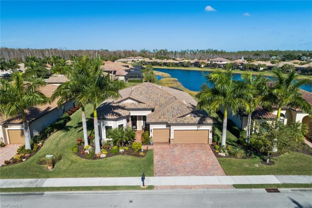 SW Florida Real Estate - View SW FL MLS #220003858 at 13480 Brown Bear Run in PRESERVE AT CORKSCREW in ESTERO, FL - 33928