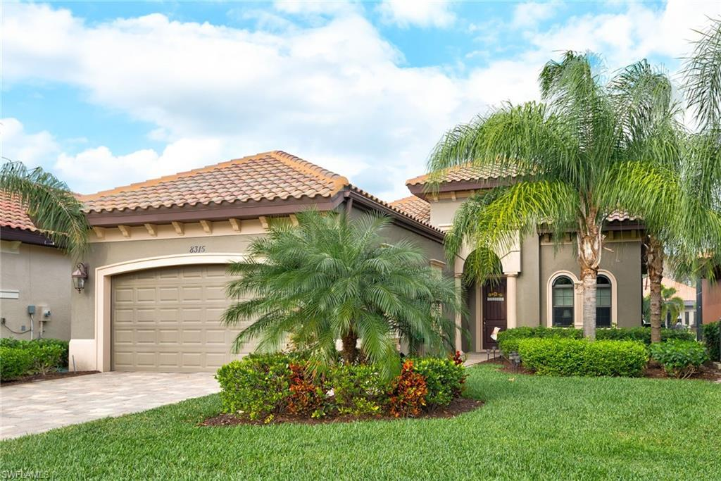 PASEO Home for Sale - View SW FL MLS #220005008 at 8315 Adelio Ln in PASEO in FORT MYERS, FL - 33912