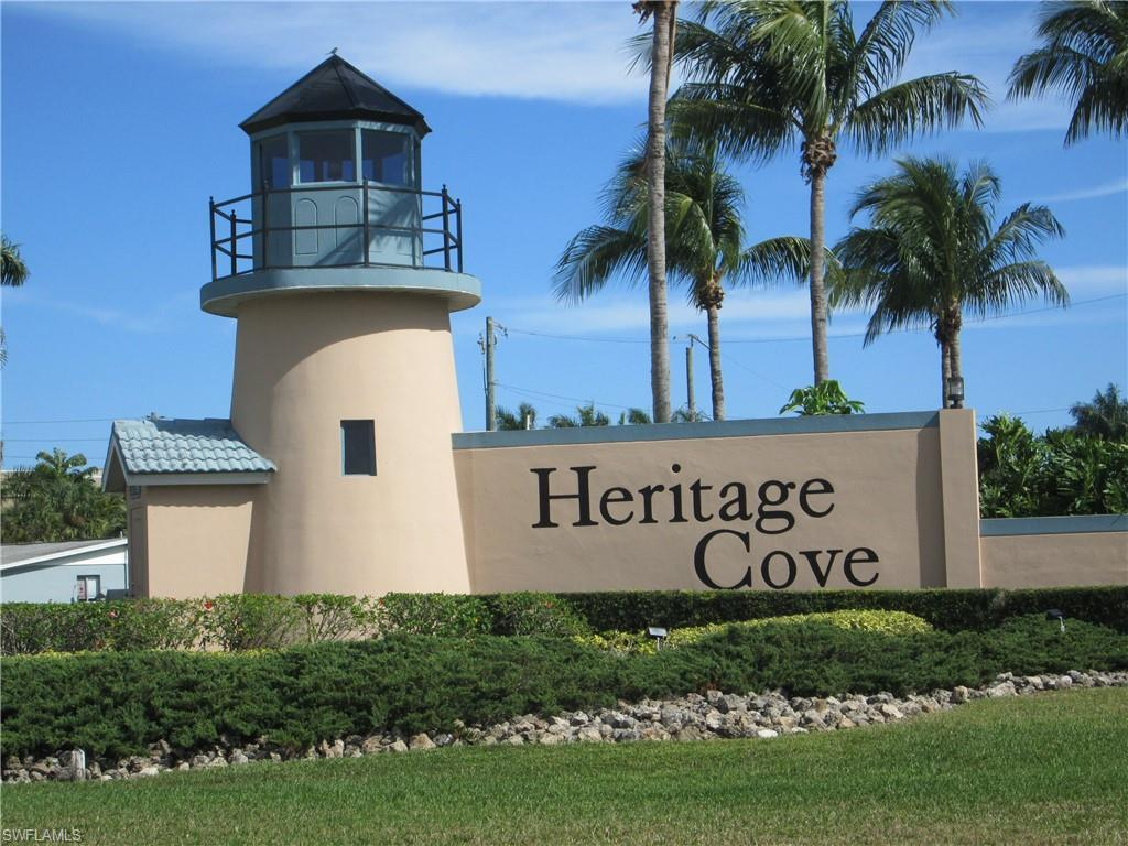 TERRACE V AT HERITAGE COVE Home for Sale - View SW FL MLS #220005204 at 14081 Brant Point Cir 5208 in HERITAGE COVE in FORT MYERS, FL - 33919