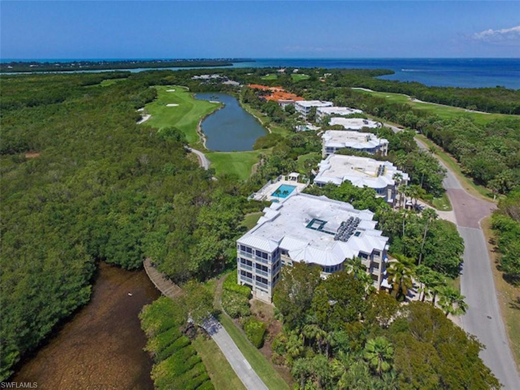 SANCTUARY GOLF VILLAGES CONDO Home for Sale - View SW FL MLS #219027225 at 2605 Wulfert Rd 4 in THE SANCTUARY in SANIBEL, FL - 33957