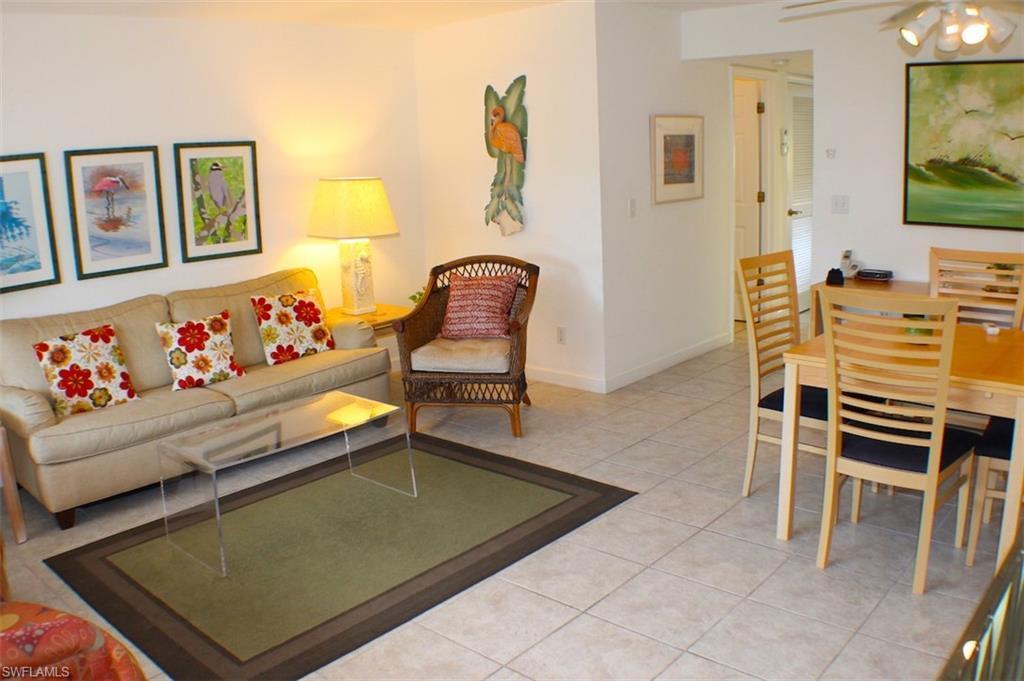 SW Florida Real Estate - View SW FL MLS #219029002 at 805 E Gulf Dr B7 in SANIBEL ARMS in SANIBEL, FL - 33957