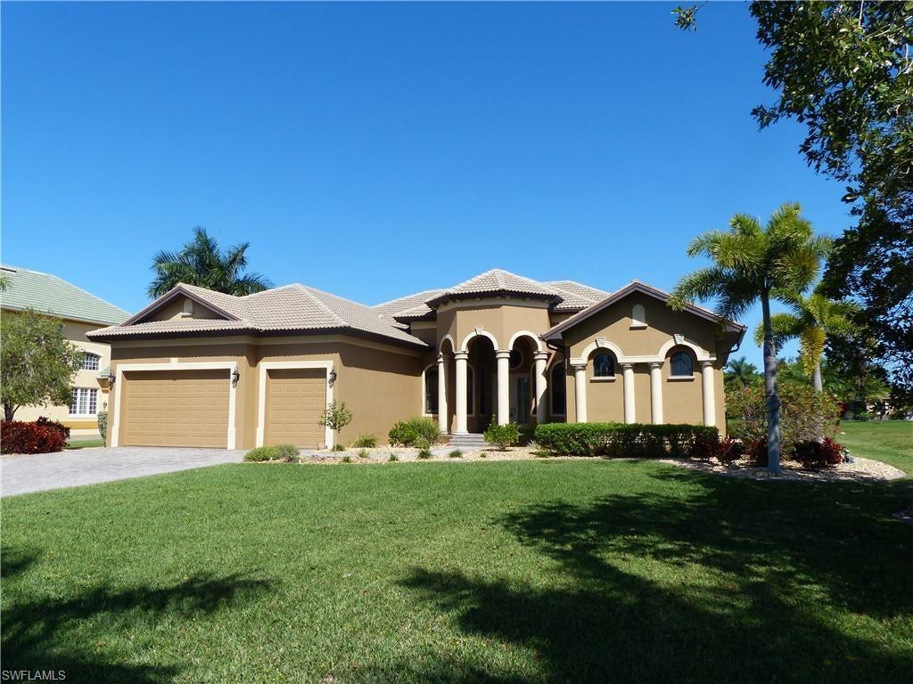 CAPE CORAL Home for Sale - View SW FL MLS #219029126 in WEST CAPE ESTATES