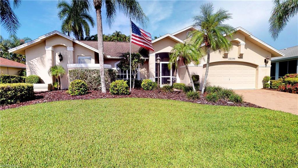 ESTERO Home for Sale - View SW FL MLS #219050391 in FOUNTAIN LAKES