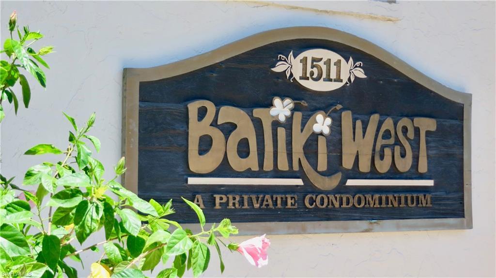 SW Florida Real Estate - View SW FL MLS #219051157 at 1511 Estero Blvd 207 in BATIKI WEST CONDO in FORT MYERS BEACH, FL - 33931
