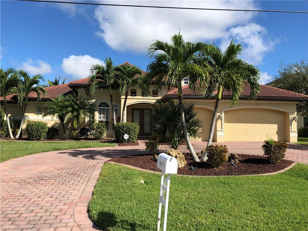 CAPE CORAL Home for Sale - View SW FL MLS #219067869 at 703 El Dorado Pky W in CAPE CORAL in CAPE CORAL, FL - 33914