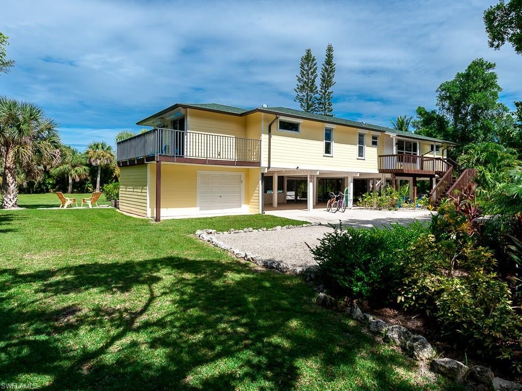 SANIBEL Real Estate - View SW FL MLS #219068421 at 6033 Dinkins Lake Rd in DINKINS BAYOU at DINKINS BAYOU