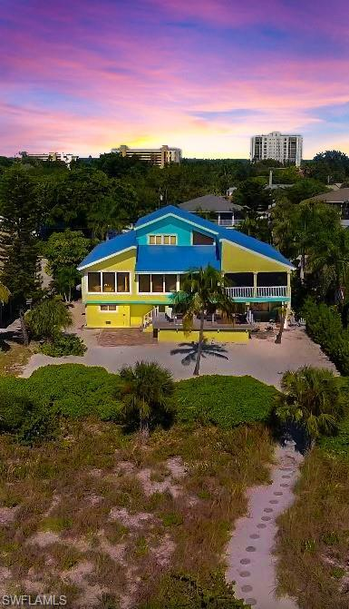 SW Florida Home for Sale - View SW FL MLS Listing #219078324 at 8010  Estero Blvd in FORT MYERS BEACH, FL - 33931