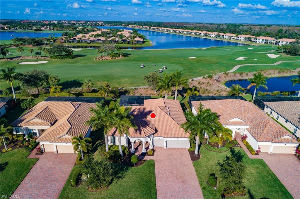 SW Florida Real Estate - View SW FL MLS #220001183 at 10119 Biscayne Bay Ln in HERITAGE BAY in NAPLES, FL - 34120