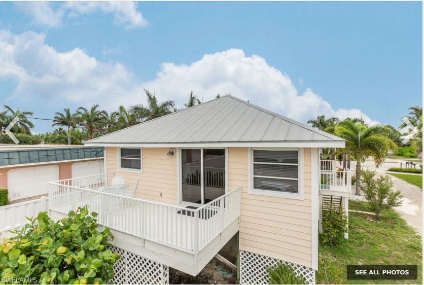FORT MYERS BEACH Real Estate - View SW FL MLS #220002724 at 570 Estero Blvd in ISLAND SHORES at ISLAND SHORES