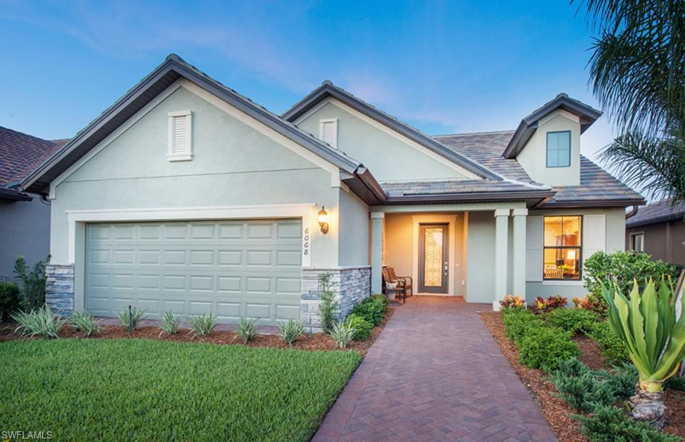 DEL WEBB Home for Sale - View SW FL MLS #220005295 at 6068 Victory Dr in AVE MARIA in AVE MARIA, FL - 34142