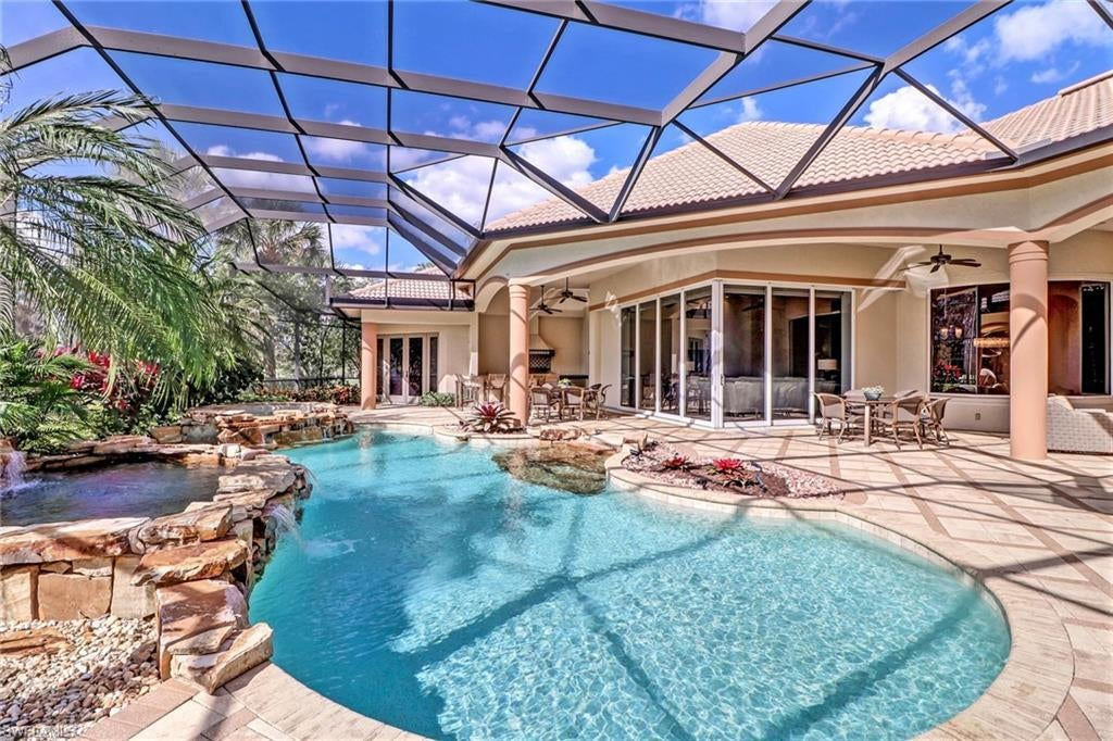 NAPLES Home for Sale - View SW FL MLS #220005612 in OLDE CYPRESS