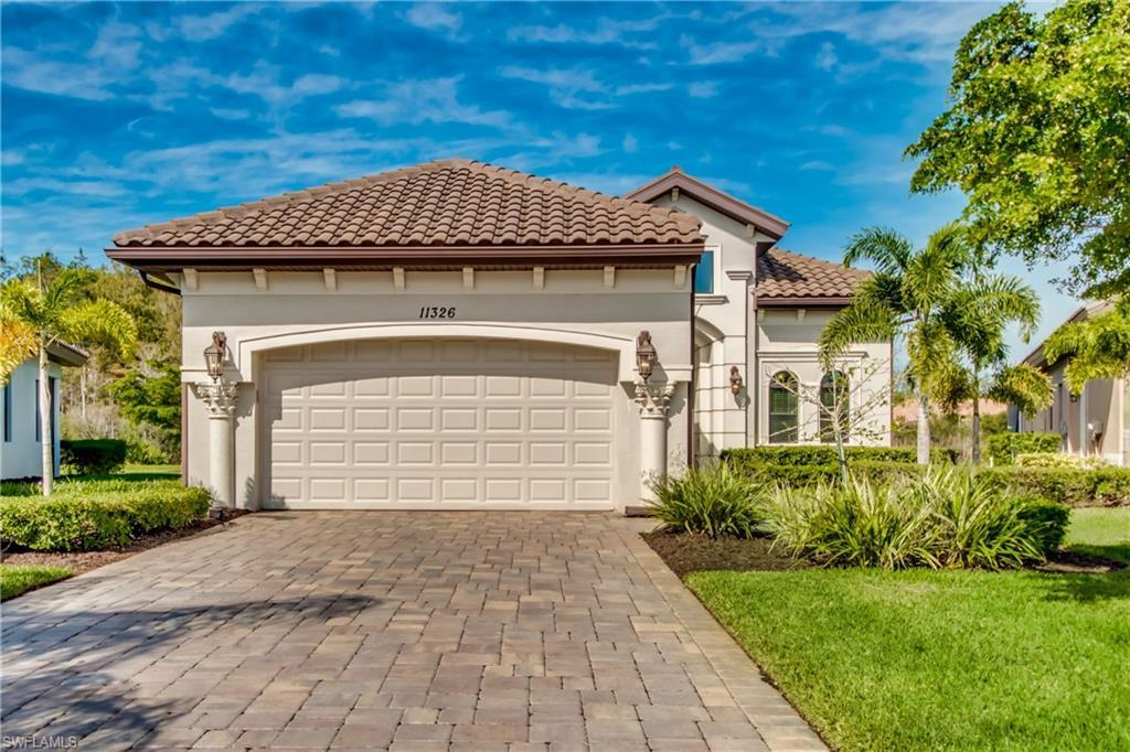 PASEO Home for Sale - View SW FL MLS #220008434 at 11326 Hidalgo Ct in PASEO in FORT MYERS, FL - 33912