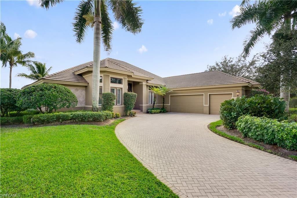ESTERO Home for Sale - View SW FL MLS #220008323 in SHADOW WOOD AT THE BROOKS