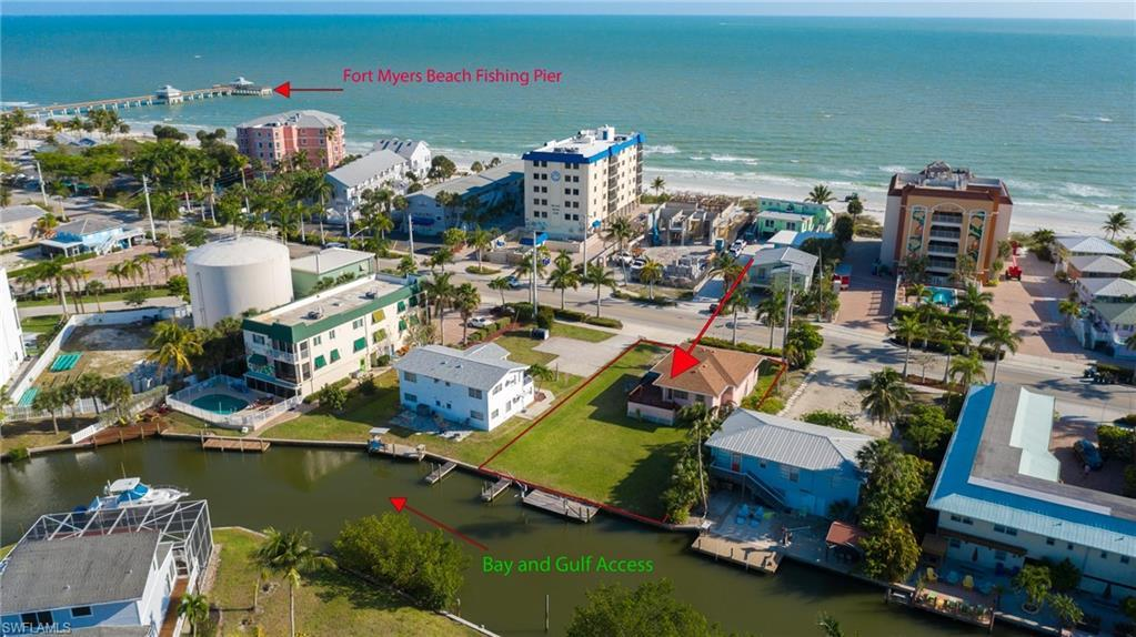 SW Florida Real Estate - View SW FL MLS #220011559 at 749 Estero Blvd in ISLAND SHORES in FORT MYERS BEACH, FL - 33931