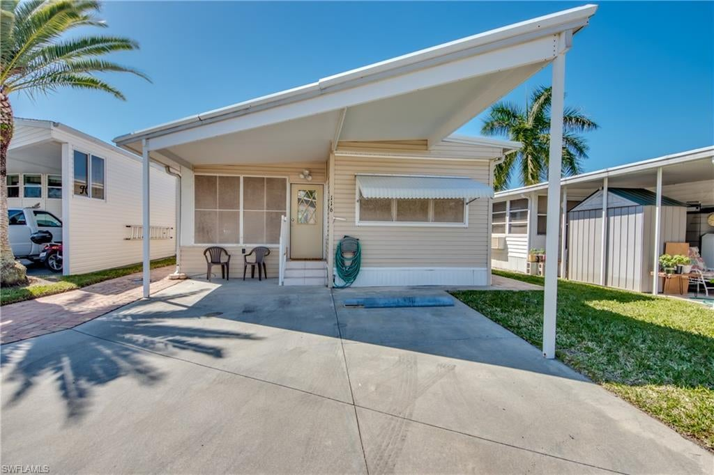 FORT MYERS BEACH Home for Sale - View SW FL MLS #220013014 in PORT CARLOS COVE CO-OP INC