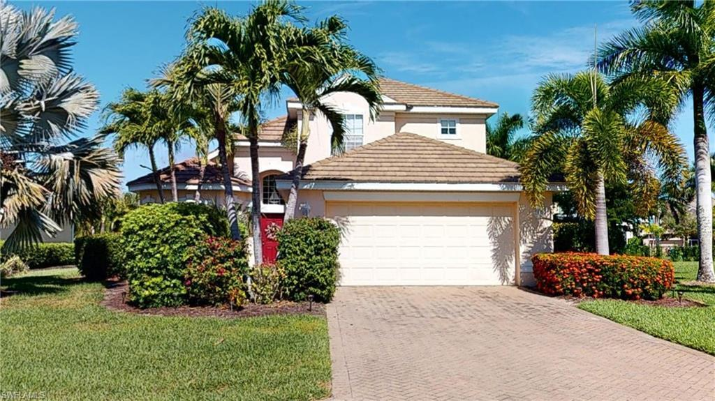 BLACKBURN Home for Sale - View SW FL MLS #220016067 at 2513  Blackburn Cir in SANDOVAL in CAPE CORAL, FL - 33991