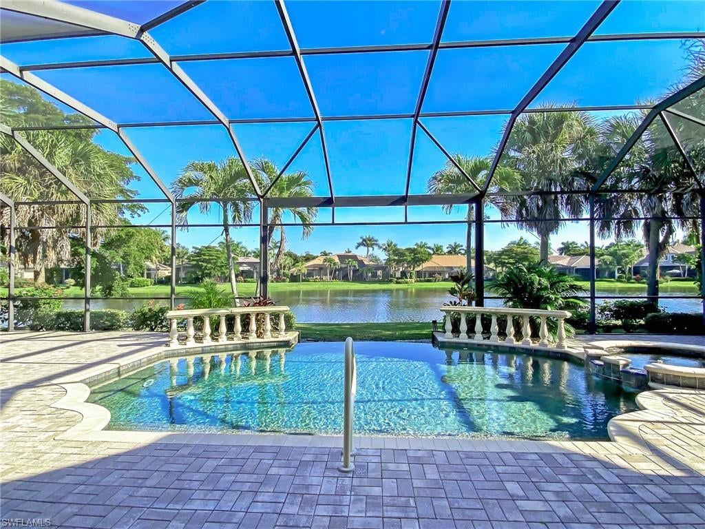 SHADOW WOOD AT THE BROOKS Real Estate - View SW FL MLS #220017198 at 10229 Idle Pine Ln in IDLEWILDE in ESTERO, FL - 34135