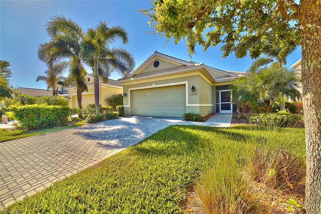 CAPE CORAL Real Estate - View SW FL MLS #220018122 at 2644 Maraval Ct in MARAVAL at SANDOVAL