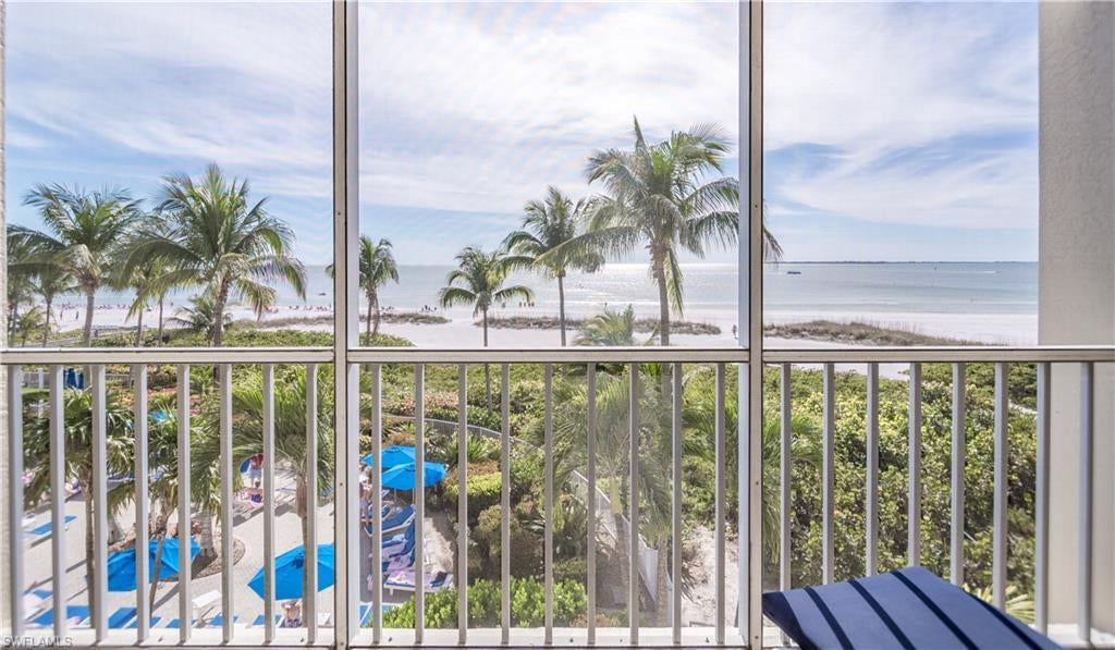 SANIBEL VIEW VILLAS Home for Sale - View SW FL MLS #220019940 at 140 Estero Blvd 2310 in PINK SHELL RESORT in FORT MYERS BEACH, FL - 33931
