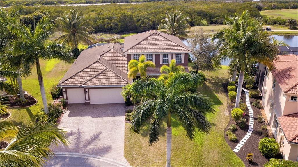 CAPE CORAL Real Estate - View SW FL MLS #220021331 at 11655 Princess Margaret Ct in CAPE ROYAL at CAPE ROYAL