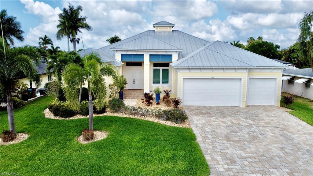 CAPE CORAL Real Estate - View SW FL MLS #220008247 at 5352  Cortez Ct in CAPE CORAL at CAPE CORAL