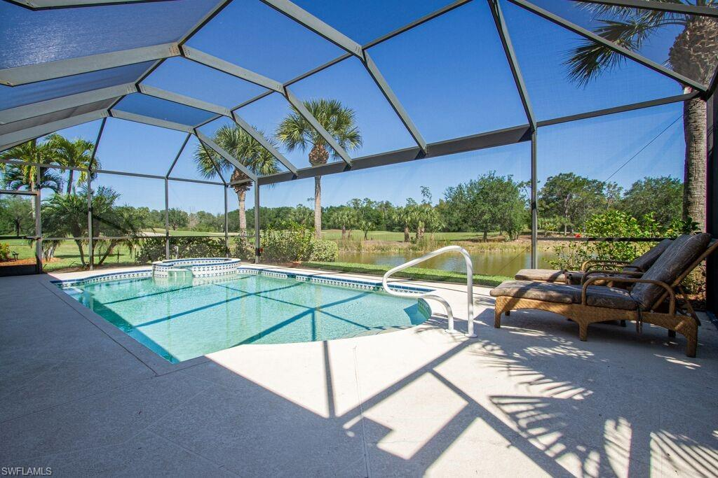 FORT MYERS Real Estate - View SW FL MLS #220023788 at 9252  Breno Dr in MONTICELLO at PELICAN PRESERVE