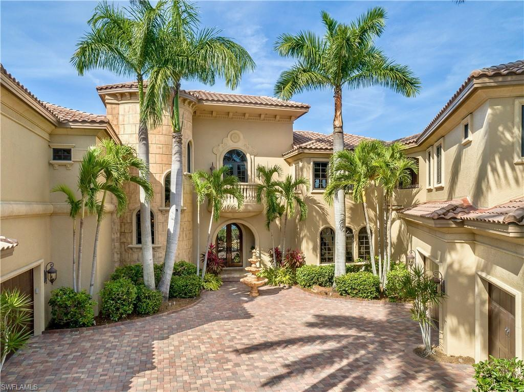EDGEWATER Home for Sale - View SW FL MLS #220081239 at 11460 Longwater Chase Ct in GULF HARBOUR YACHT AND COUNTRY CLUB in FORT MYERS, FL - 33908