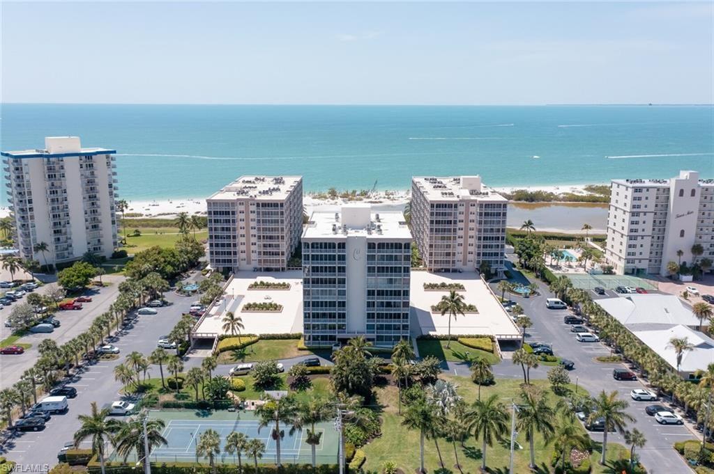 CRECIENTE CONDO EAST Home for Sale - View SW FL MLS #221023965 at 7148 Estero Blvd 820 in CRECIENTE CONDO EAST in FORT MYERS BEACH, FL - 33931
