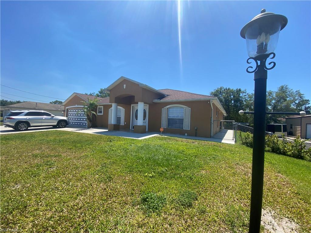 LEHIGH ACRES Real Estate - View SW FL MLS #221028892 at 3419 19th St W in LEHIGH ACRES at LEHIGH ACRES