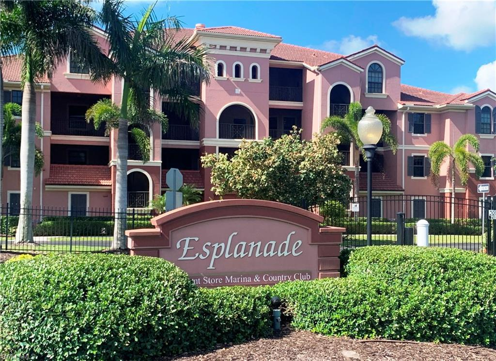 ESPLANADE Home for Sale - View SW FL MLS #221042591 at 24417 Baltic Ave 1102 in BURNT STORE MARINA in PUNTA GORDA, FL - 33955