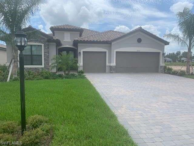 ESTERO Real Estate - View SW FL MLS #221044385 at 17575 Kinzie Ln in THE PLACE AT CORKSCREW at The Place At Corkscrew