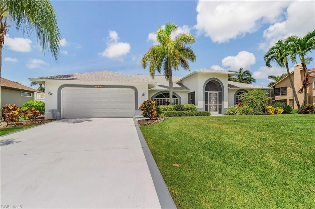 CAPE CORAL Real Estate - View SW FL MLS #221050281 at 11989 Princess Grace Ct in CAPE ROYAL at CAPE ROYAL