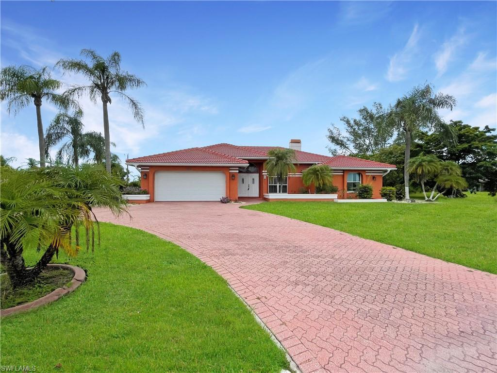 CAPE CORAL Home for Sale - View SW FL MLS #221055126 at 3314 Country Club Blvd in CAPE CORAL in CAPE CORAL, FL - 33904