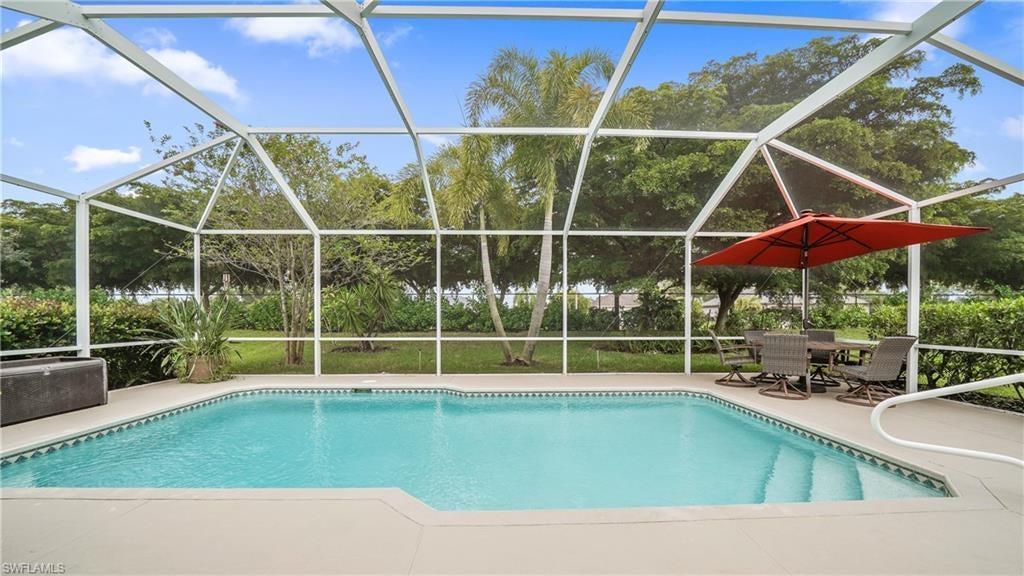 SANDOVAL Real Estate - View SW FL MLS #221059536 at 2502 Blackburn Cir in BLACKBURN in CAPE CORAL, FL - 33991