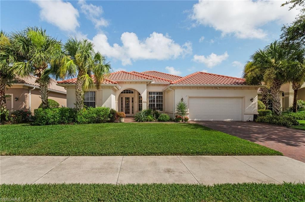 HOLLYBROOK Home for Sale - View SW FL MLS #221060587 at 11917 Heather Woods Ct in TWIN EAGLES in NAPLES, FL - 34120