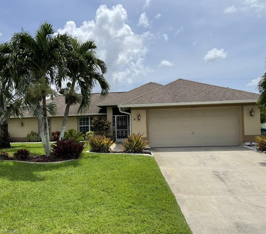 SW Florida Real Estate - View SW FL MLS #221060952 at 224 Se 1st St in CAPE CORAL in CAPE CORAL, FL - 33990
