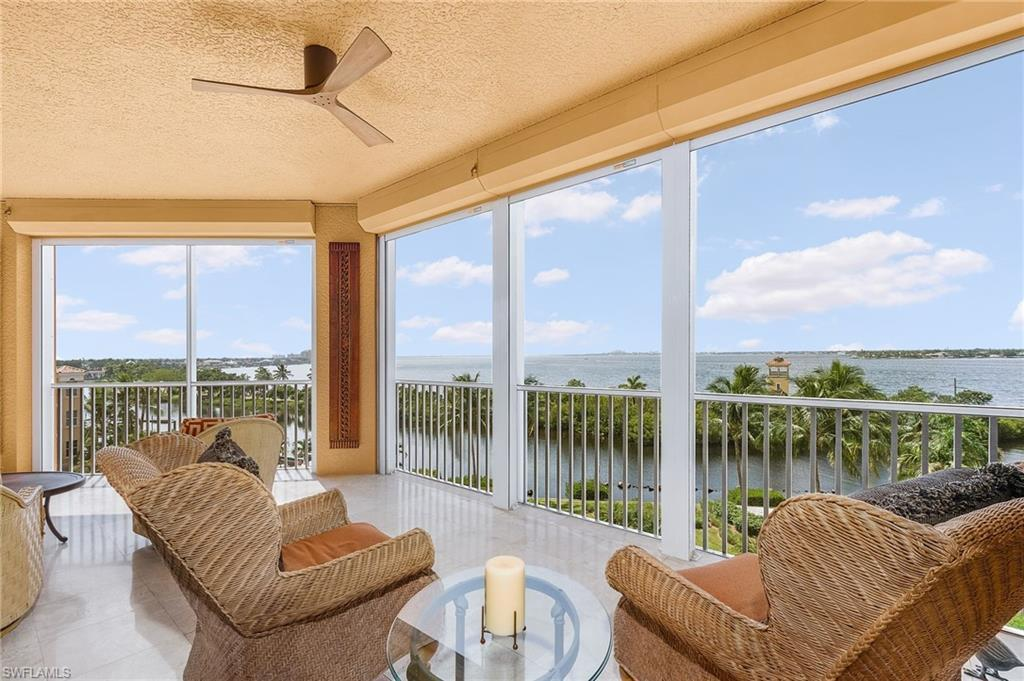 THE PARAMOUNT Home for Sale - View SW FL MLS #221065399 at 14270 Royal Harbour Ct 521 in GULF HARBOUR YACHT AND COUNTRY CLUB in FORT MYERS, FL - 33908