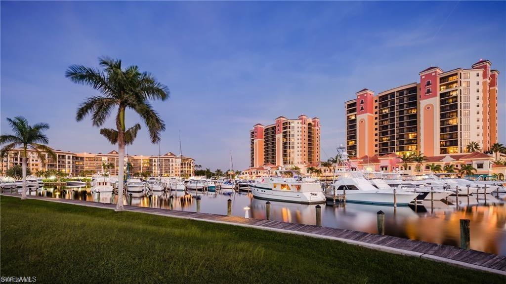 CAPE CORAL Real Estate - View SW FL MLS #221067234 at 5793 Cape Harbour Dr 1318 in CAPE HARBOUR at CAPE HARBOUR