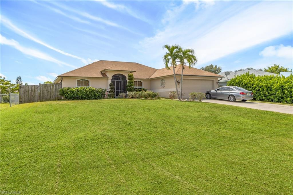 SW Florida Home for Sale - View SW FL MLS Listing #221070790 at 624 Ne Van Loon Ln in CAPE CORAL, FL - 33909