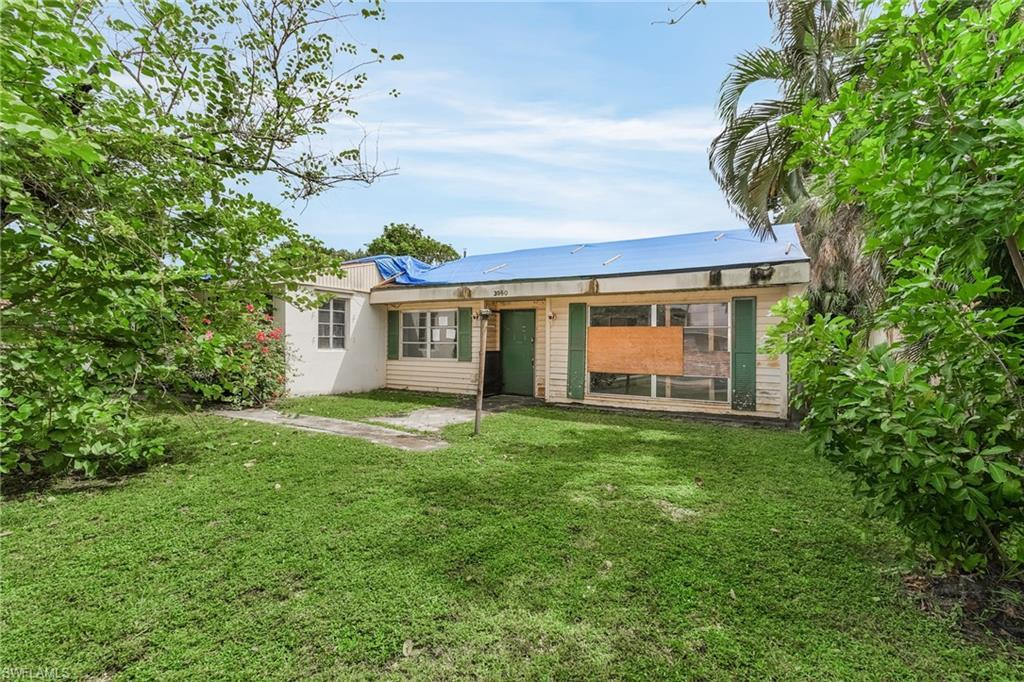FORT MYERS Real Estate - View SW FL MLS #221071676 at 3960 Edgewood Ave in MORNINGSIDE ADDITION at MORNINGSIDE ADDITION